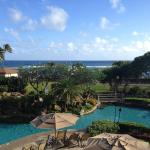 The great view from our lanai