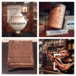 Some of the oddities at the museum:  leeches, STD treatments, opium tampons, and plain ole opium
