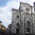 Duomo in Florence, really close to the hotel