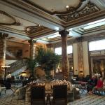 Fairmont San Francisco Lobby