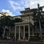 The old dame of Waikiki.