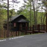 Foto de Oak Crest Cottages and Treehouses