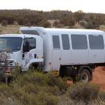 Desert Awakenings Tour Bus - A must - goes where others don't