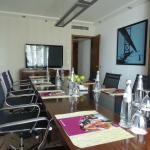 salon within business club