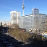 Mercure Hotel Berlin am Alexanderplatz Foto