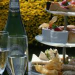 Fabulous Afternoon tea with Bubbly