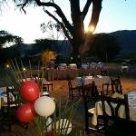 Ashnil Tented Camp - Valentines Day