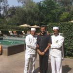 With RamPhal and Ram Singh