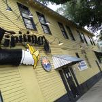 Tipitina's from the outside.