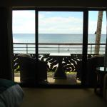 View from our oceanfront lanai
