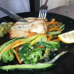 Grilled Catch-of-the-Day with Chile Sauce