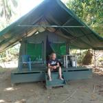 Corcovado Adventures Tent Camp Foto