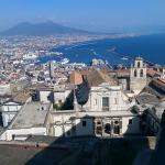 Bay of Naples - From St Elmo's Castle