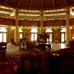 Another view of the lobby.  OOPS I was so fascinated by the surroundings that I forgot  the food