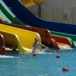 loving the water slides :)