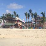 Our home for the weekend at Bantayan Island