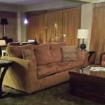 vip suite 1611/1612 living room/dining table