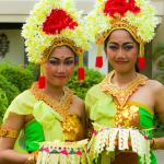 Beautiful Balinese Women for a wedding