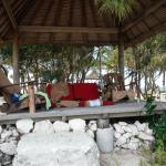 Our cabana on the island, thoroughly enjoyable