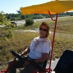 Their rental bikes are a blast! My 80 year old mother loved it!