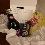Club Carlson Gift Basket