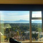Ask for a mountain view on a high floor! Pic from my 20th floor room.