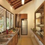 Villa Kubu Premium Three Bedroom Kitchen