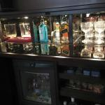 In Room mini-bar