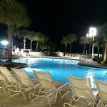 Pool number 1 of 2 outdoor pools