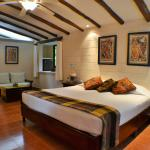 Master Suite with private terrace