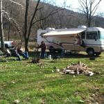 Φωτογραφία: Cozy Creek Family Campground