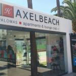 Axel Beach Apartments & Lounge Club - Maspalomas Foto