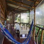 Hammocks, relax and feel welcomed