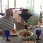 Special Lunch presented in the Bistro - with Chef Eric De Maeyer