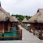Photo de Sofitel Bora Bora Private Island