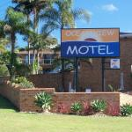 Motel from the street