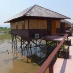 Foto de Shwe Inn Tha Floating Resort