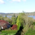 View from our room over Lake Windermere