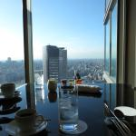 breakfast at the top