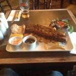 Chicken and ribs £10.50 bargain