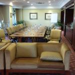 8th Floor Conference Room with Bosphorus Views