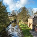 Walk east along the canal