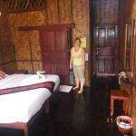 Foto de Mekong Riverside Lodge