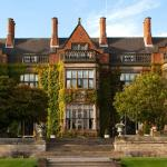 Photo de Hoar Cross Hall Spa Hotel