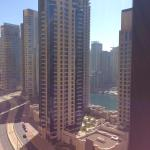 View from 14th floor balcony