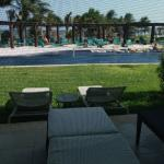 View from our oceanfront swim-out suite