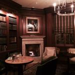 The Library at the hotel