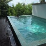 Our private pool!