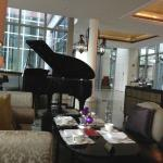 Dining and Grand Piano
