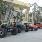 Jeep Beach 2015 at The Shores